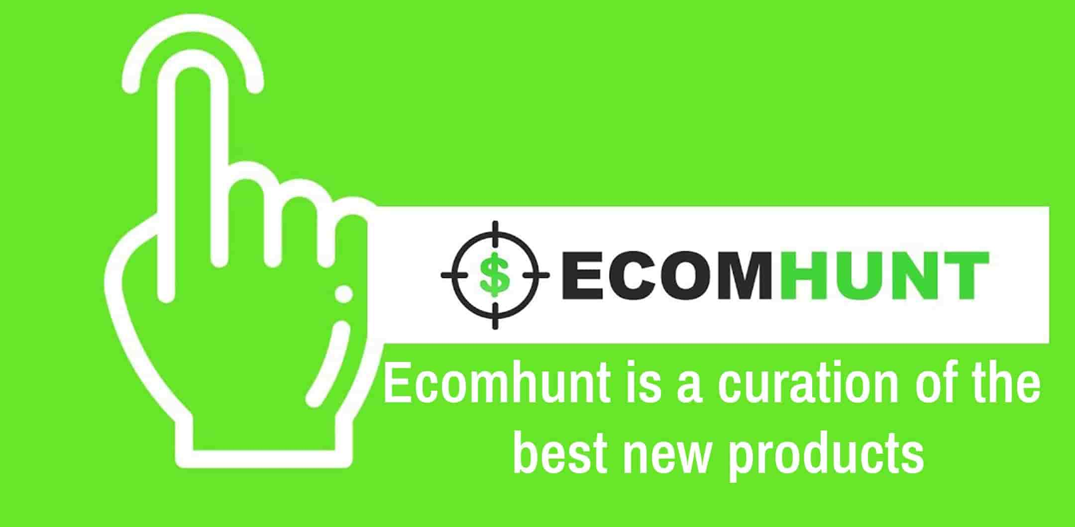 Ecomhunt Group Buy