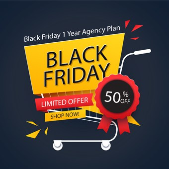 Black Friday SEO Tools offer 1 Year Agency Plan