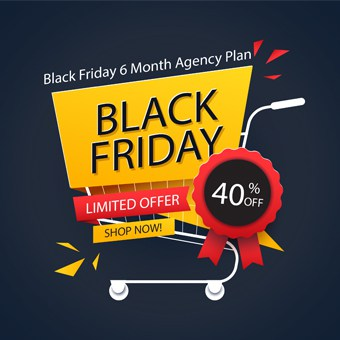 Black Friday SEO tools offer  6 Month Agency Plan