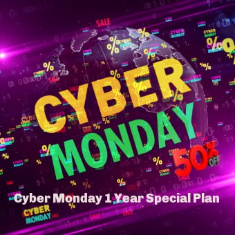 Cyber-Monday-1-Year-Special-Plan offer