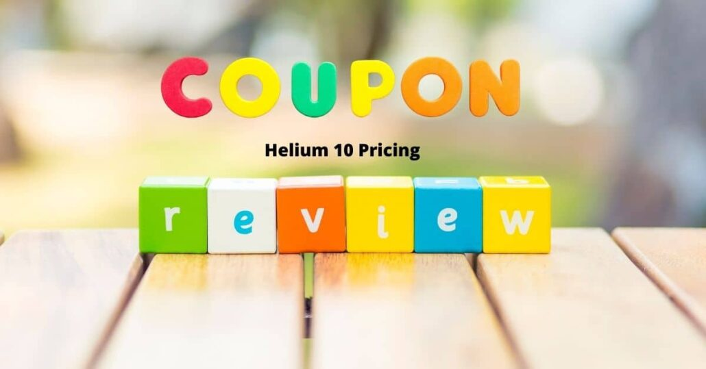 Helium 10 reviews, coupon, pricing
