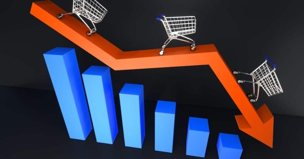 Most Common Reasons to Drop in Sales